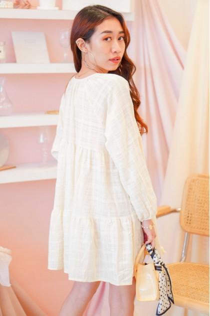 Autumn Dreamer Flowy Mini Dress