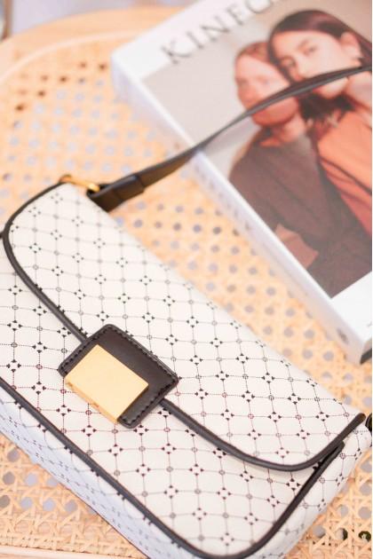 (BACKORDER) Tokyo Canvas Bag in Beige
