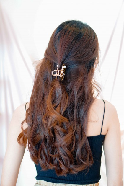 (BACKORDER) Shell Hair Clip