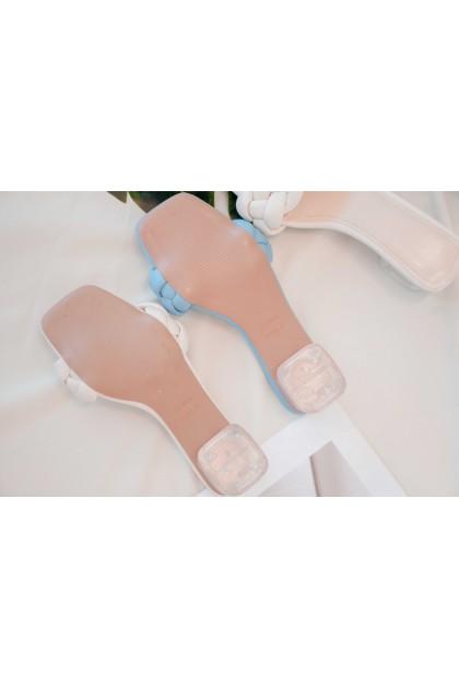Ayra Weaved Heels