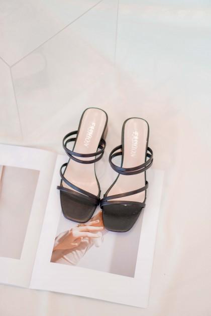 Sienna Strappy Heels