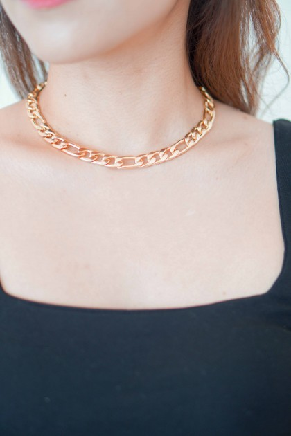 Deja Vu Chain Necklace