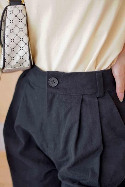 Role Model Pants in Black