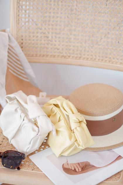 Soft Heaven Puffy Bag
