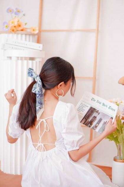 Vienna Ribbon Hair Tie