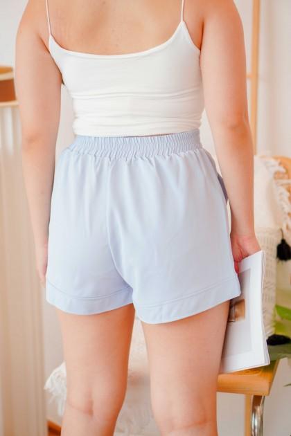 Peace Breeze Shorts in Blue
