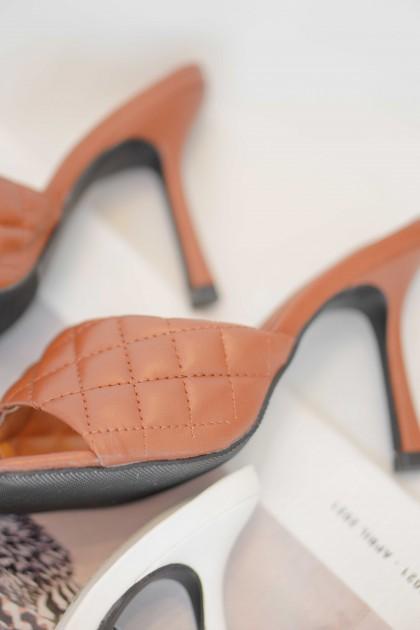 [PREORDER] Celine Quilted Heels